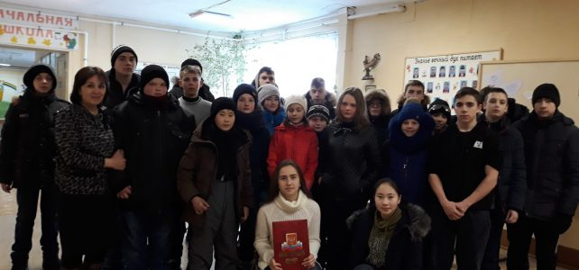 Весенний месячник психологического здоровья в школе и детском саду  2018-2019